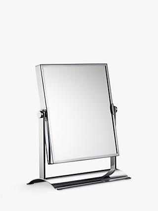 John Lewis & Partners Rectangular Double-Sided Magnifying Pivot Mirror