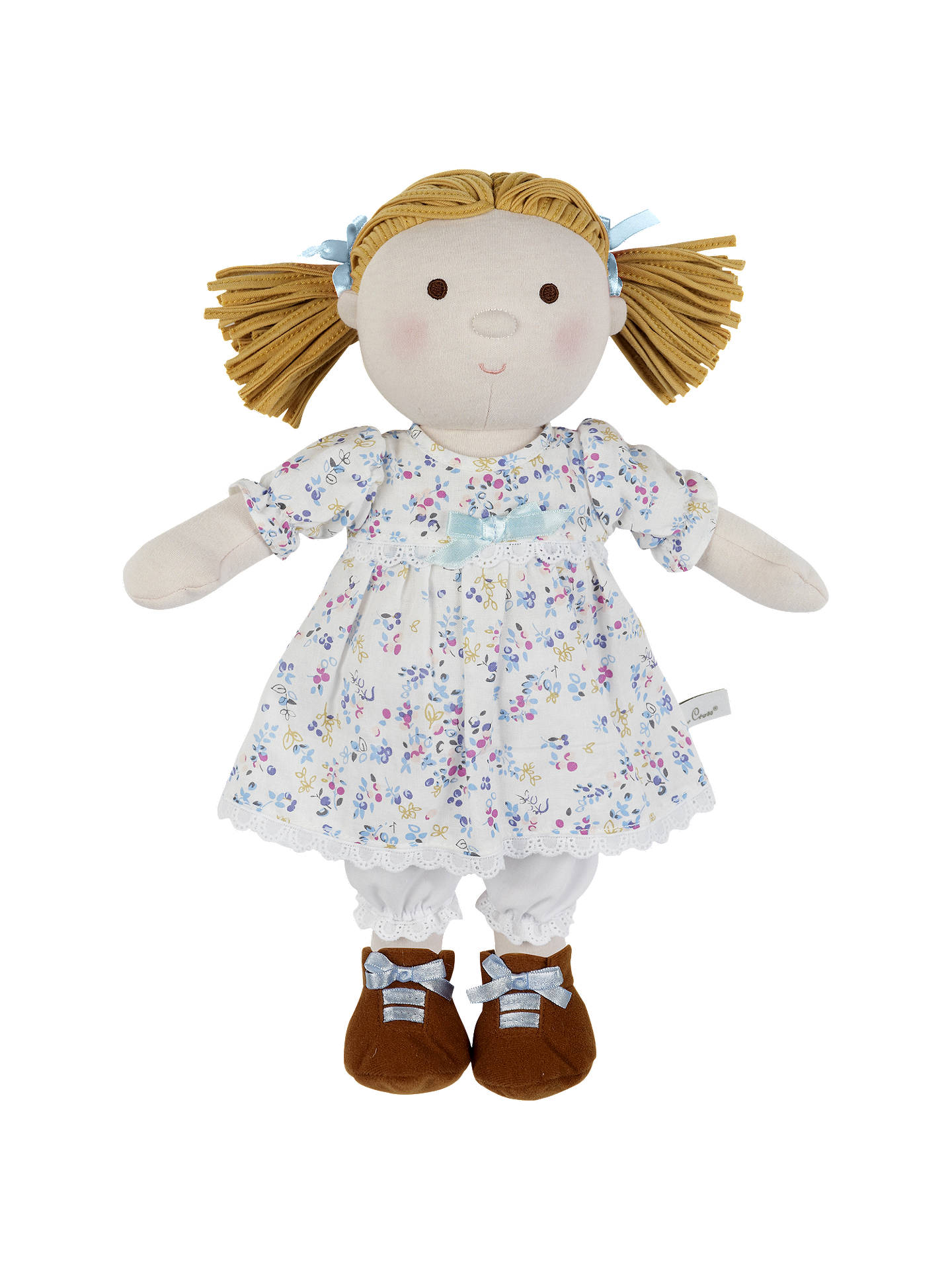 Silver Cross Victoria Rag Doll At John Lewis Amp Partners