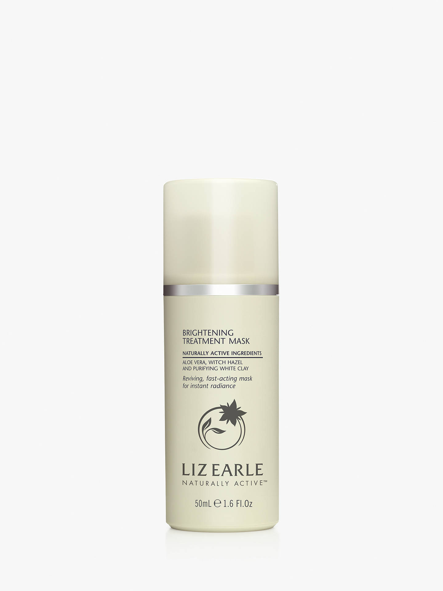 BuyLiz Earle Brightening Treatment Mask™, 50ml Online at johnlewis.com