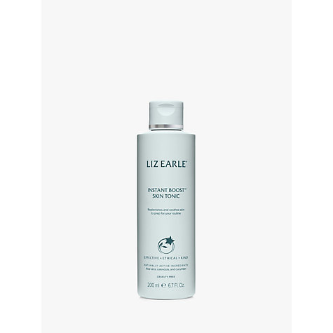 Buy Liz Earle Instant Boost™ Skin Tonic, 200ml Online at johnlewis.com