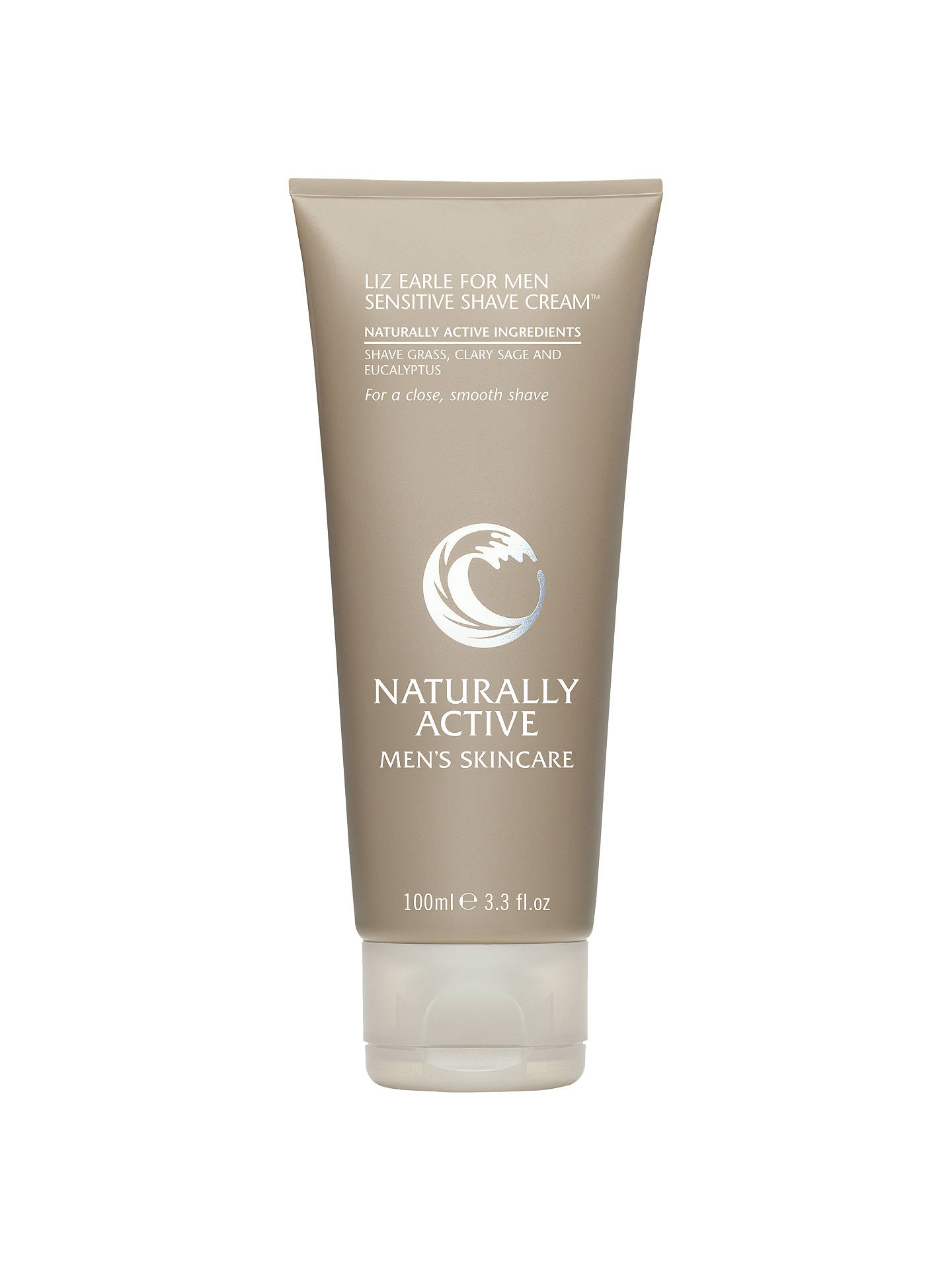Buy Liz Earle Sensitive Shave Cream™, 100ml Online at johnlewis.com