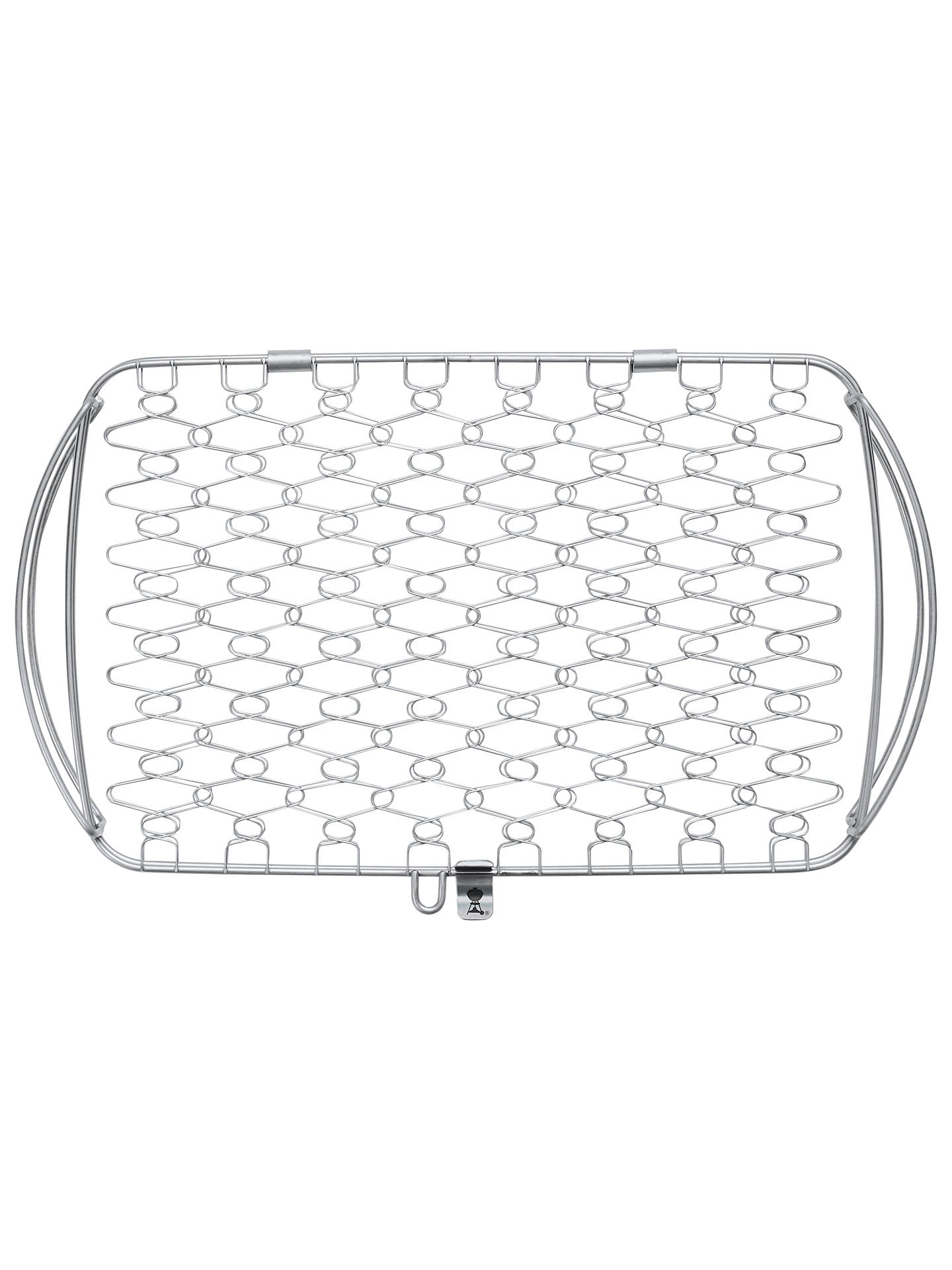 BuyWeber Original Large Fish Basket Online at johnlewis.com