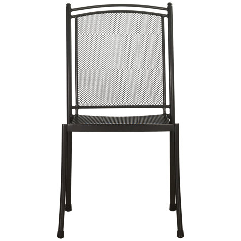 Buy John Lewis & Partners Henley by KETTLER Outdoor Straight Side Chair Online at johnlewis.com