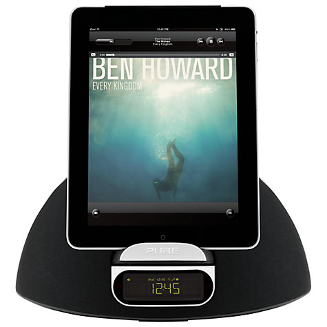 Buy Pure Contour 100Di DAB/FM Digital Radio and iPod Dock Online at johnlewis.com