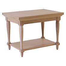Buy Neptune Henley Rectangular Lamp Table, Oak Online at johnlewis.com