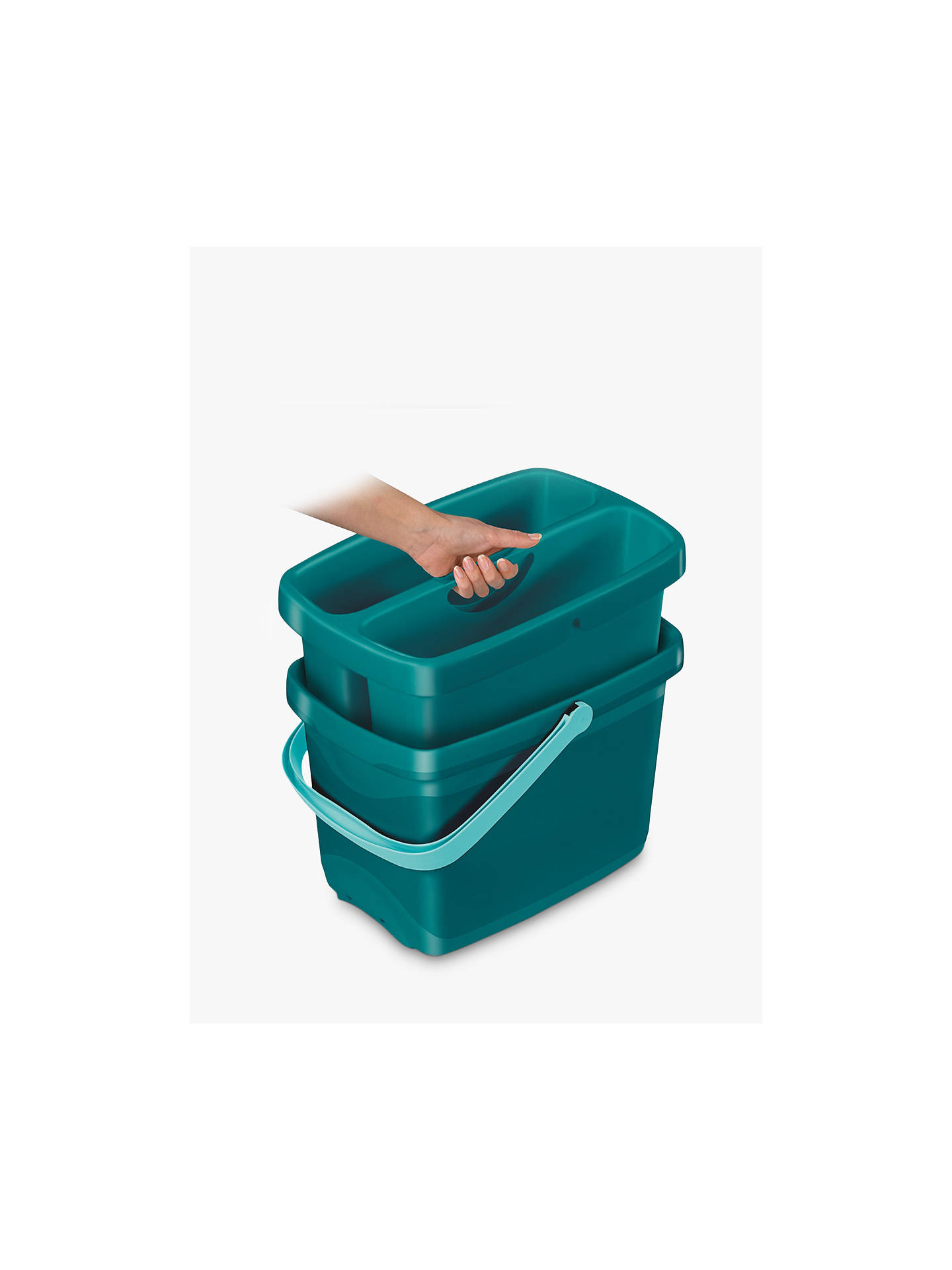 BuyLeifheit Combi Cleaning Storage Box Online at johnlewis.com
