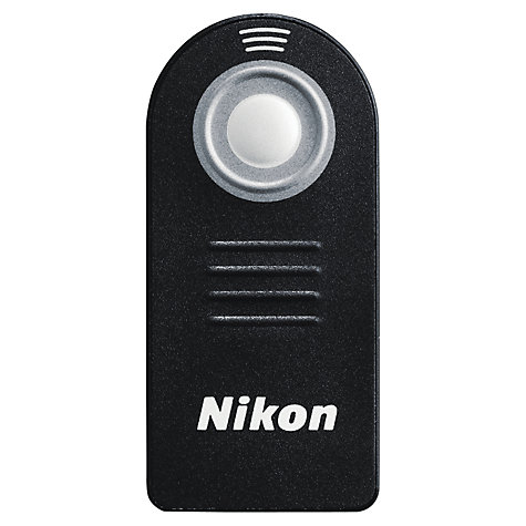 Buy Nikon ML-L3 Infrared Remote Control Online at johnlewis.com