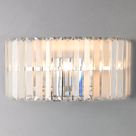 John Lewis Wall Light Fittings: Buy John Lewis Frieda Wall Light, Large Online at johnlewis.com,Lighting