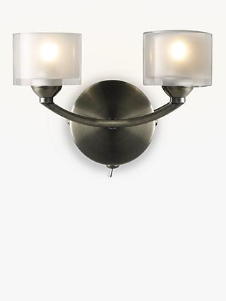 brass wall lighting john lewis partners