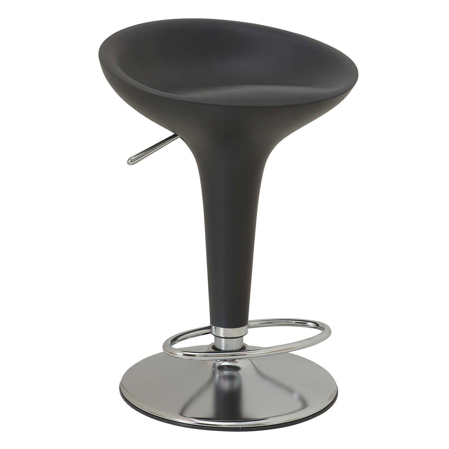 Offer: Magis Bombo Bar Stool | Graphite at John Lewis