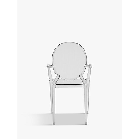 Starck Ghost Chair Kartell Excellent Kartell Victoria Ghost Crystal Clear Ch