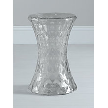 Buy Marcel Wanders for Kartell Stone Stool Online at johnlewis.com