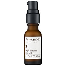 Buy Perricone MD High Potency Eye Lift, 15ml Online at johnlewis.com