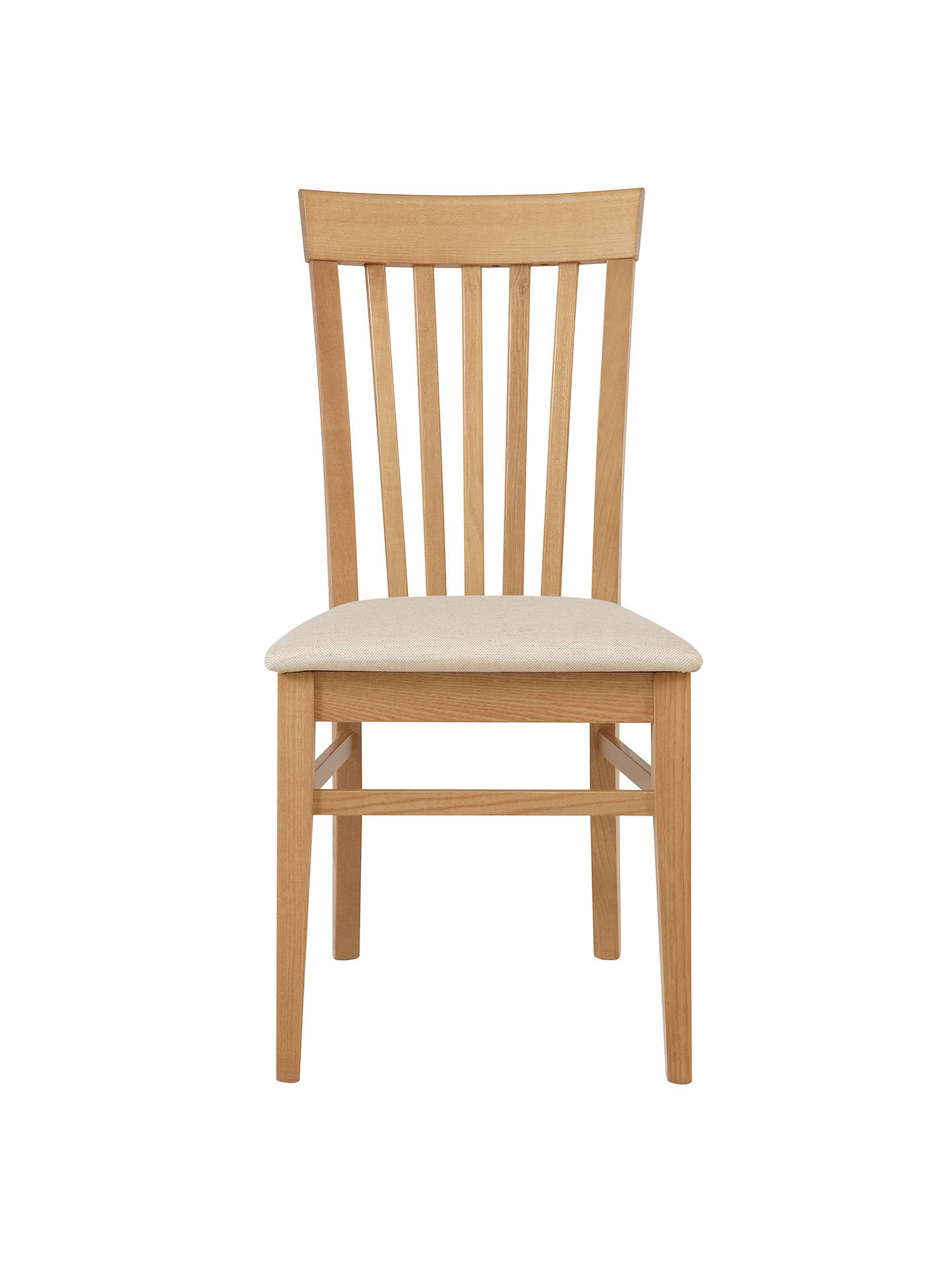 Buy John Lewis Elliot Dining Chair, Oak Online at johnlewis.com