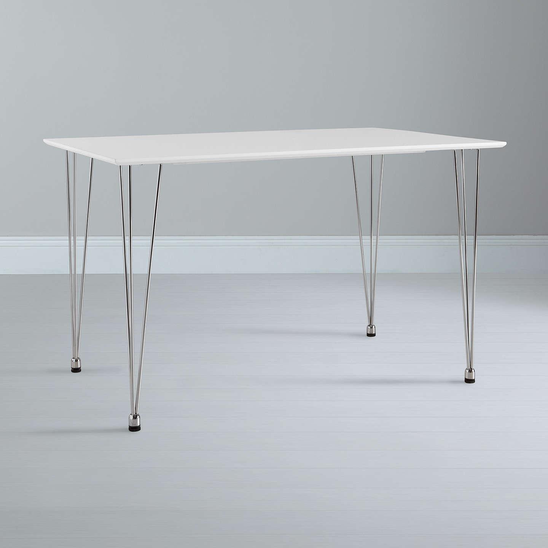 house by john lewis jasper 6 seater dining table at john lewis. Black Bedroom Furniture Sets. Home Design Ideas