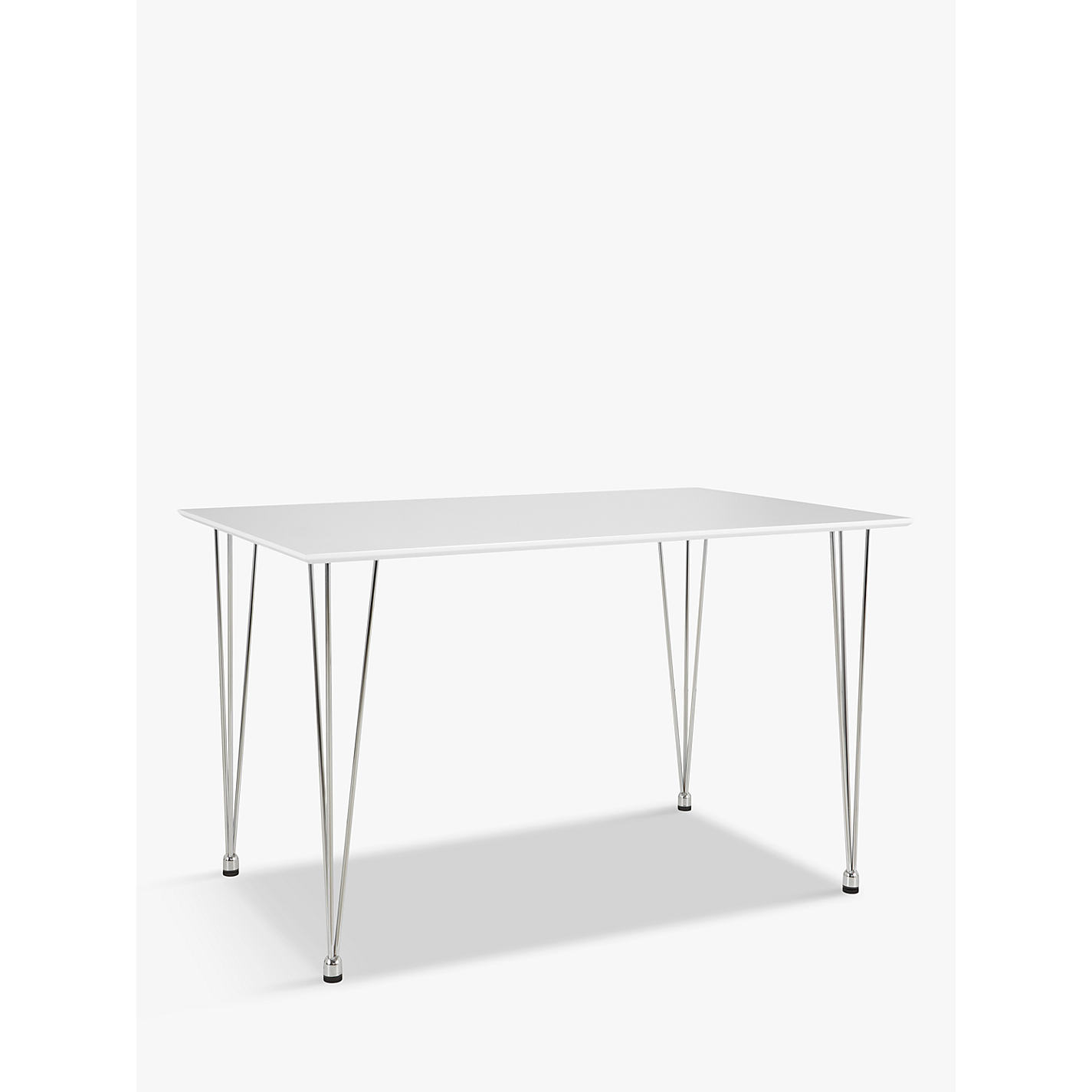 Buy House By John Lewis Jasper 6 Seater Dining Table Online At Johnlewis