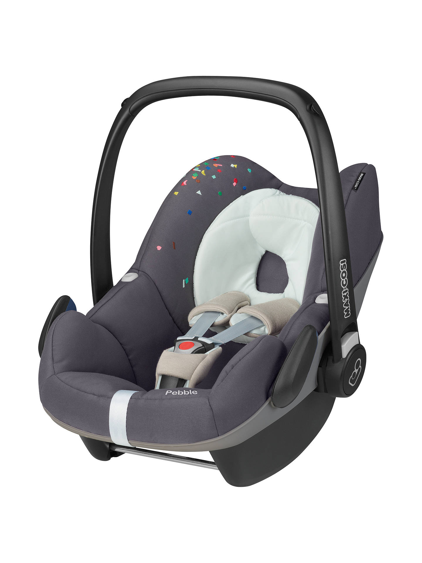 Verwonderend Maxi-Cosi Pebble Baby Car Seat, Confetti at John Lewis & Partners NH-69
