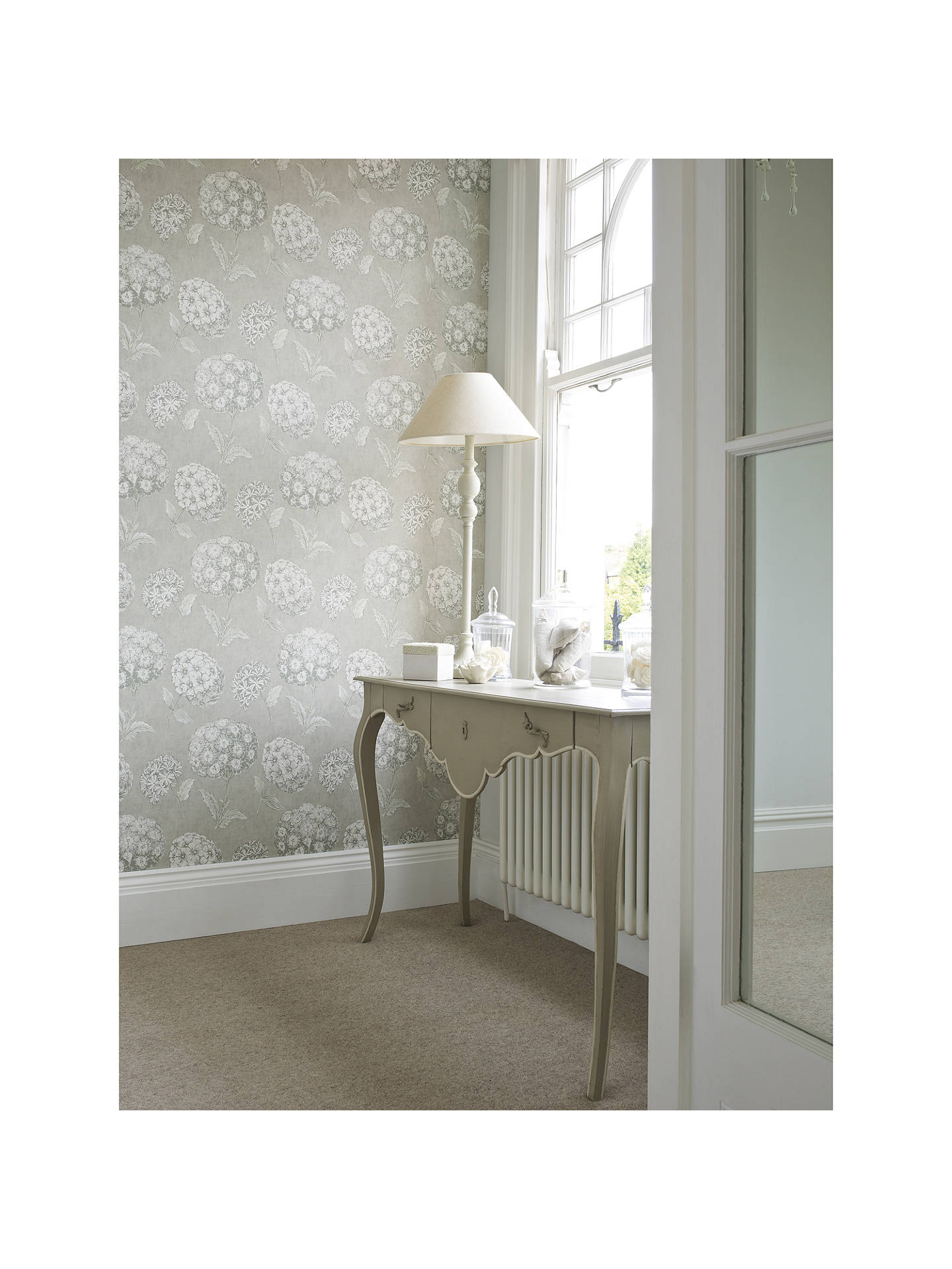 BuyPrestigious Textiles Seagrass Wallpaper, Sicily, 1936/390 Online at johnlewis.com