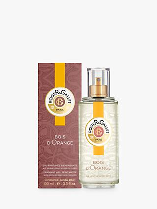 Roget & Gallet Bois D'Orange Well-Being Water Fragrance, 100ml