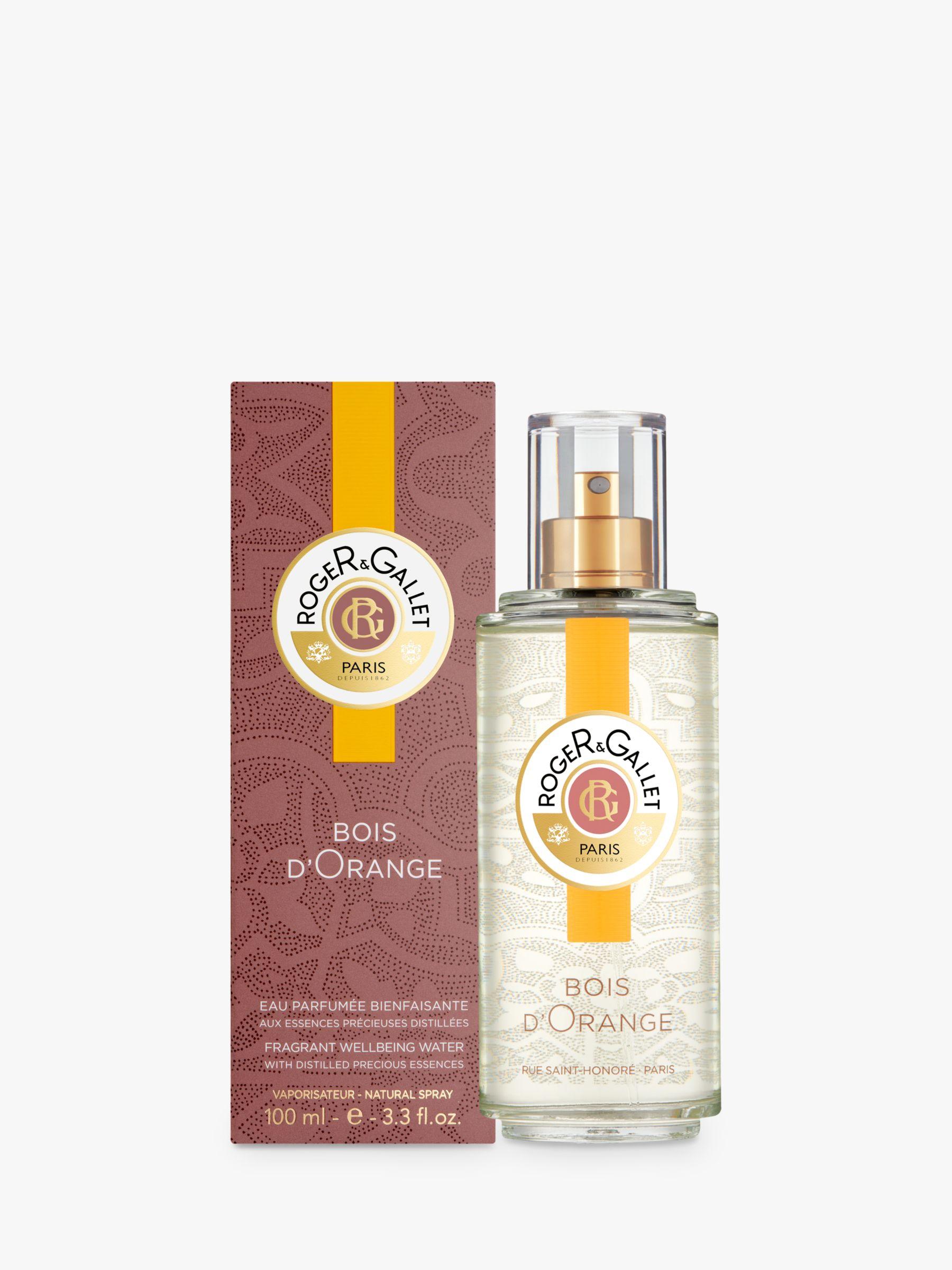 Roger & Gallet Roget & Gallet Bois D'Orange Well-Being Water Fragrance, 100ml