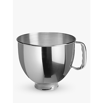 KitchenAid 4.83L Stainless Steel Bowl for Stand Mixer