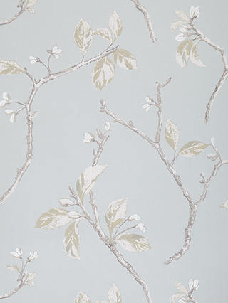 Buy Prestigious Textiles Shade Wallpaper, Eau De Nil, 1943/574 Online at johnlewis.com