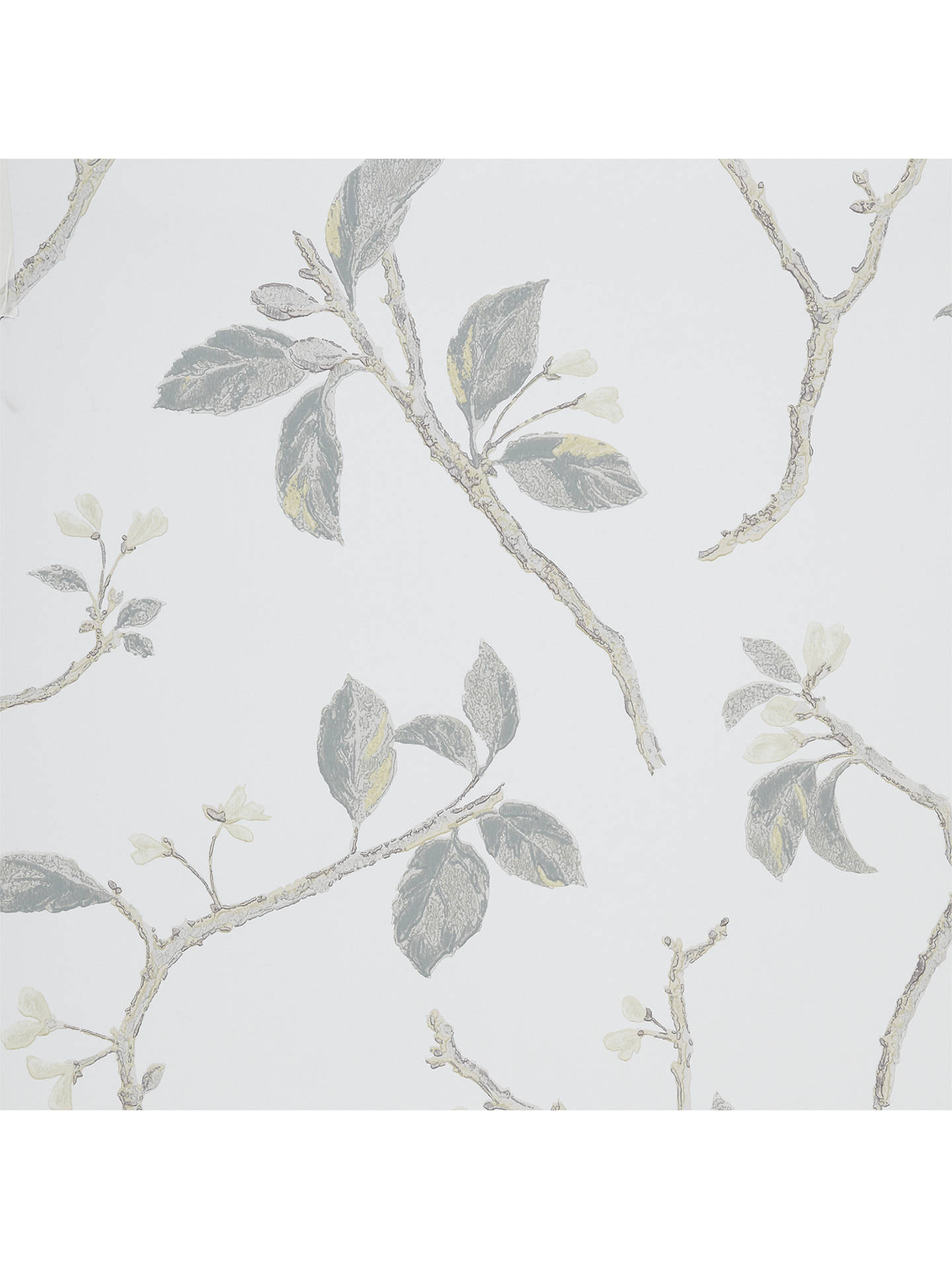 BuyPrestigious Textiles Shade Wallpaper, Mist, 1943/655 Online at johnlewis.com