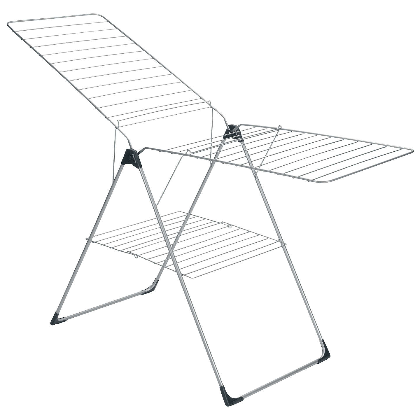 brabantia indoor clothes airer at john lewis. Black Bedroom Furniture Sets. Home Design Ideas