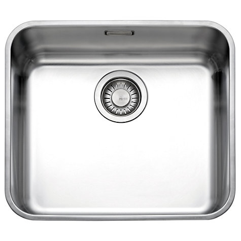 Buy Franke Largo LAX 110 45 Undermounted Single Bowl Kitchen Sink ...