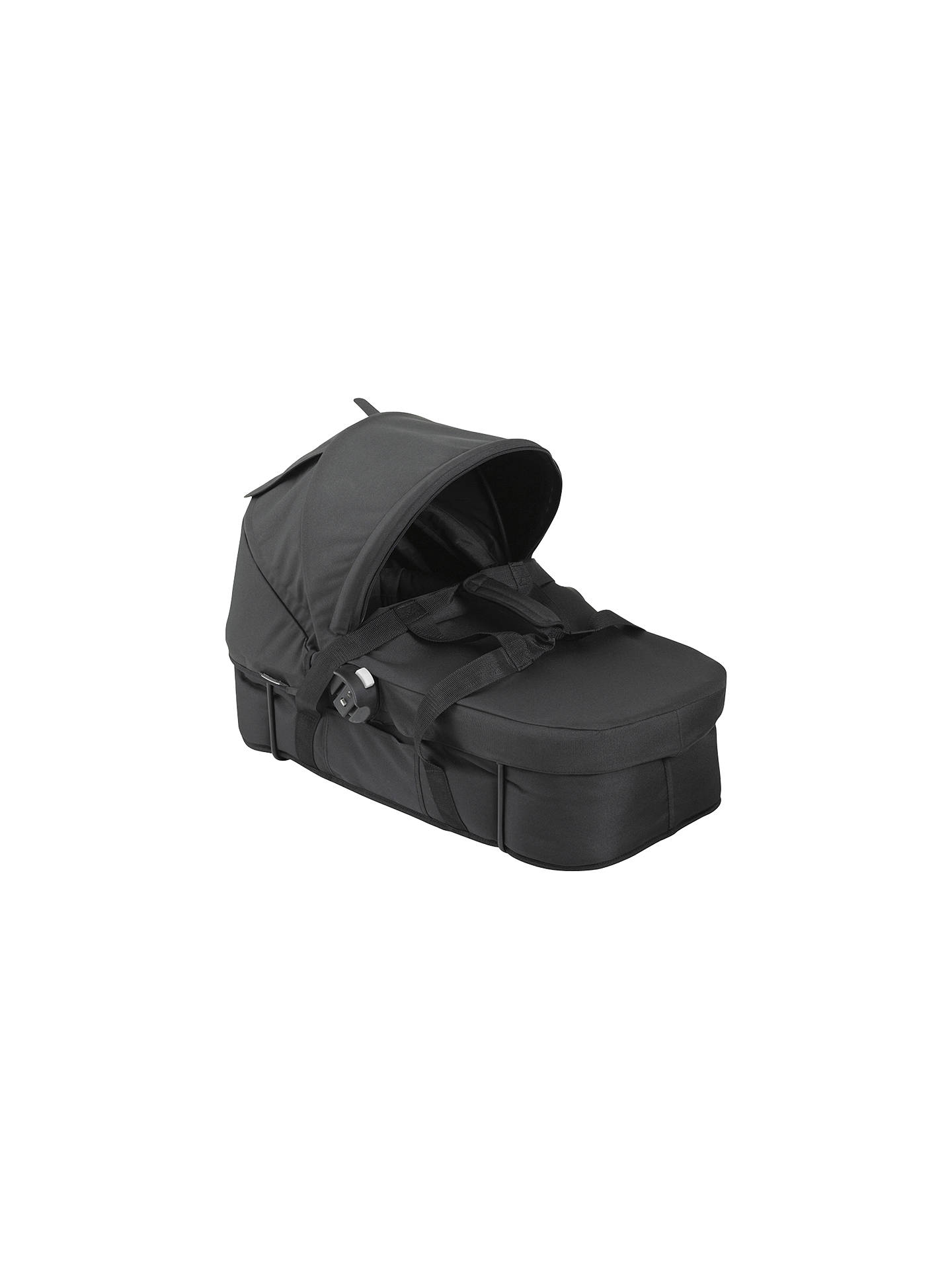 BuyBaby Jogger City Select Carrycot Kit, Onyx Online at johnlewis.com