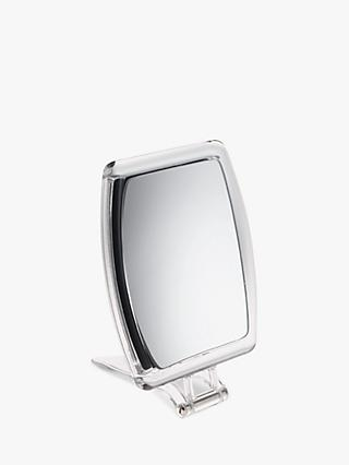 John Lewis & Partners 10x Magnification Perspex Mirror