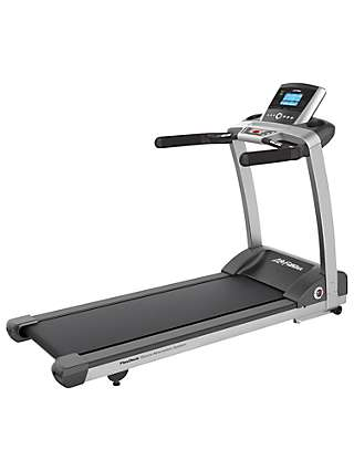 Life Fitness T3 Treadmill, Go Console