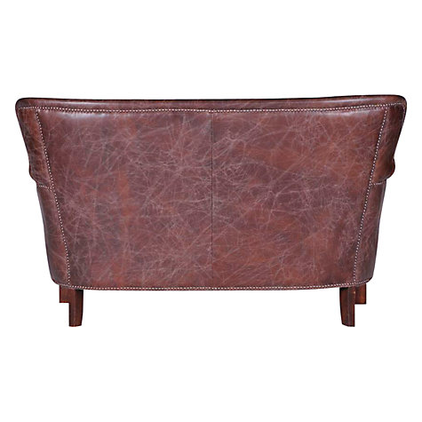 Buy Halo Little Professor Small 2 Seater Leather Sofa Online at johnlewis.com