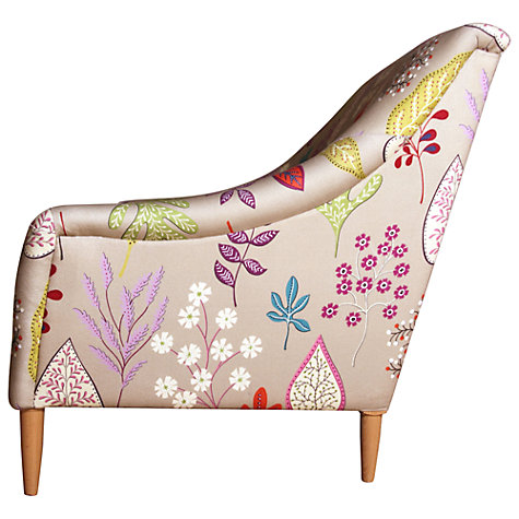 Buy John Lewis Prism Small Sofa, Zosa Cassis Online at johnlewis.com