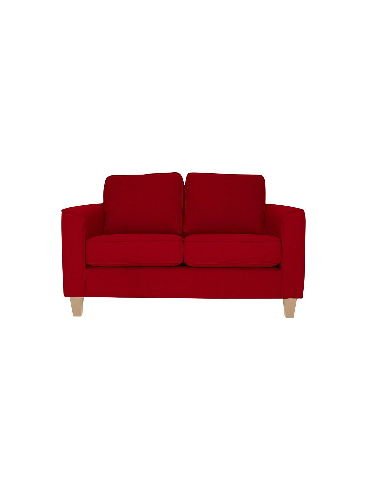 John Lewis Portia Small Sofa With Light Legs At John Lewis