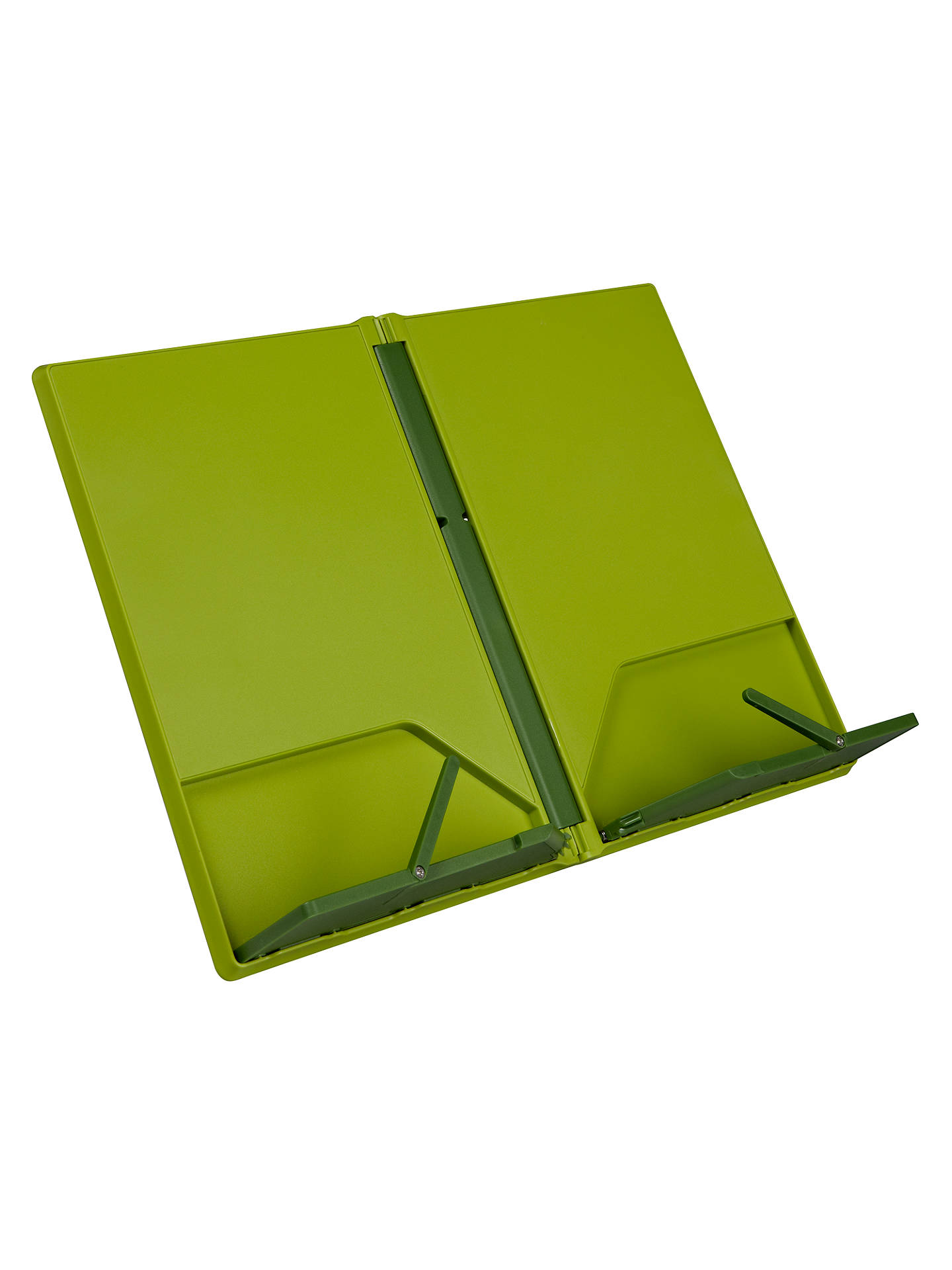 BuyJoseph Joseph CookBook Stand, Green Online at johnlewis.com