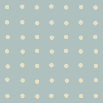 Cath Kidston For Harvey Maria Spot Vinyl Floor Tiles 1.115m² Pack