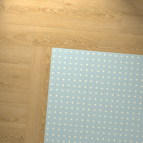 Buy Cath Kidston For Harvey Maria Spot Vinyl Floor Tiles, 1.115m² Pack Online at johnlewis.com