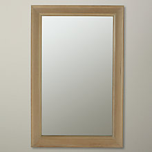 Buy Neptune Henley Oak Mirror, 154 x 100cm Online at johnlewis.com