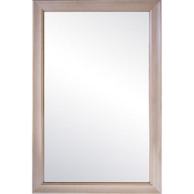 Neptune Henley Oak Mirror, H124 x W82cm