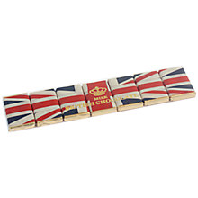 Buy House of Dorchester Flying the Flag Chocolate Slims, 70g Online at johnlewis.com