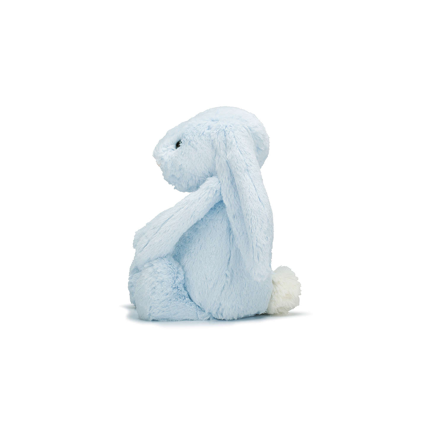 BuyJellycat Bashful Bunny Soft Toy, Medium, Blue Online at johnlewis.com