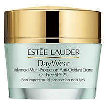 Buy Estée Lauder DayWear Advanced Multi Protection Anti-Oxidant Oil Free Creme, 50ml Online at johnlewis.com