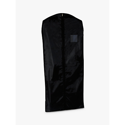 Product photo of John lewis long clothes cover black