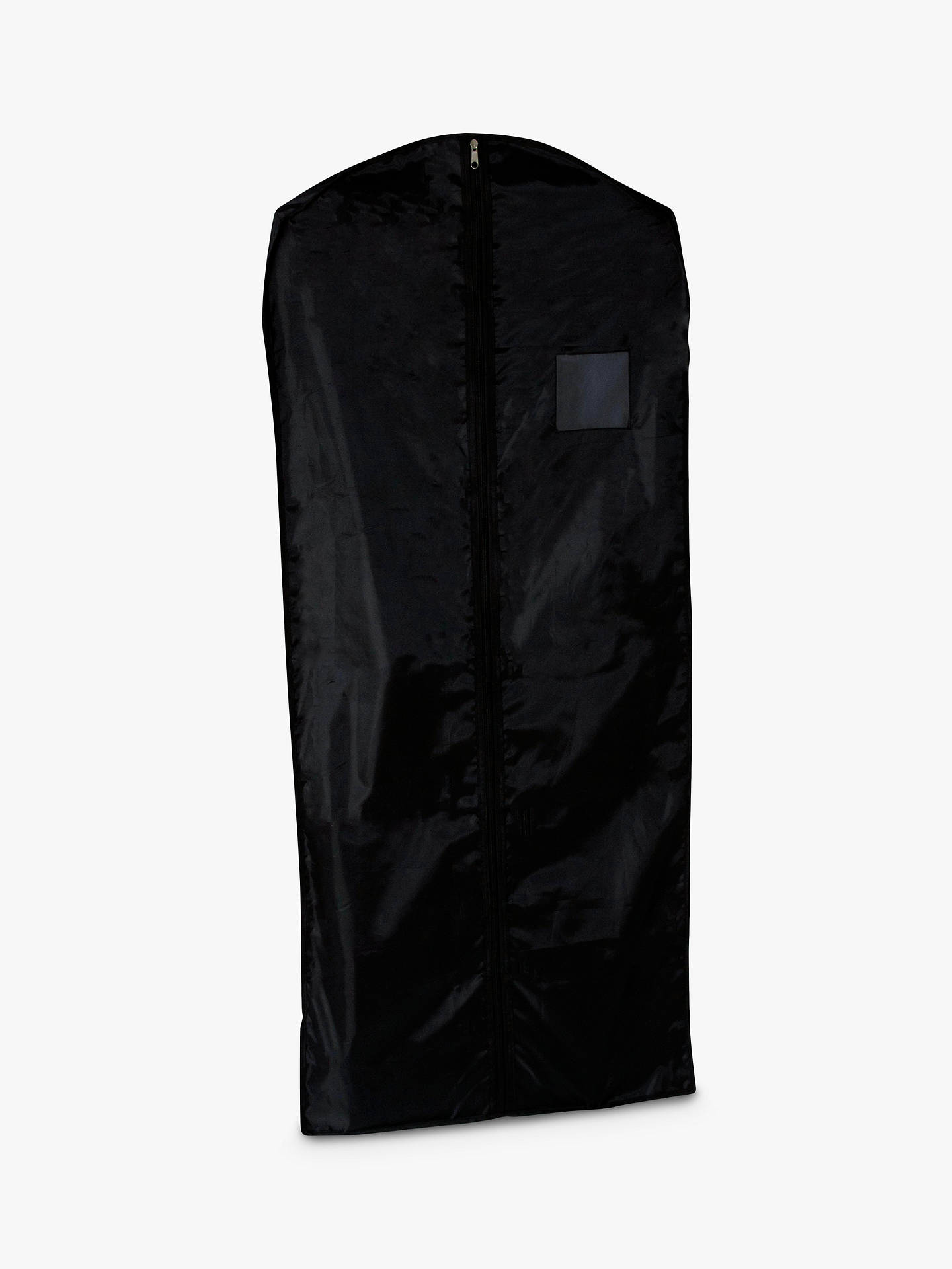 b903537fc1aa John Lewis & Partners Long Clothes Cover, Black