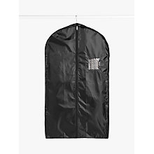 Buy John Lewis Suit Cover, Black Online at johnlewis.com