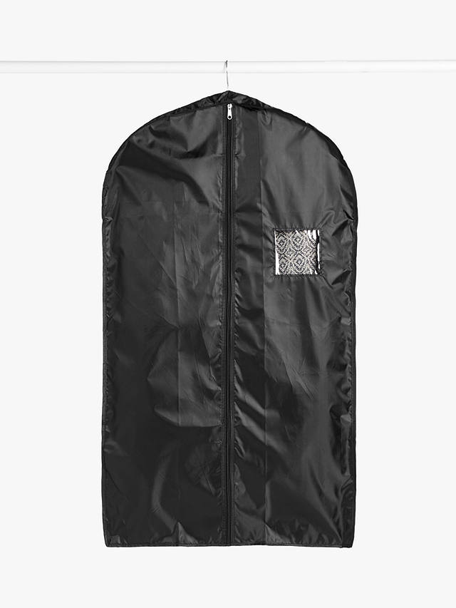 Buy John Lewis & Partners Suit Cover, Black Online at johnlewis.com