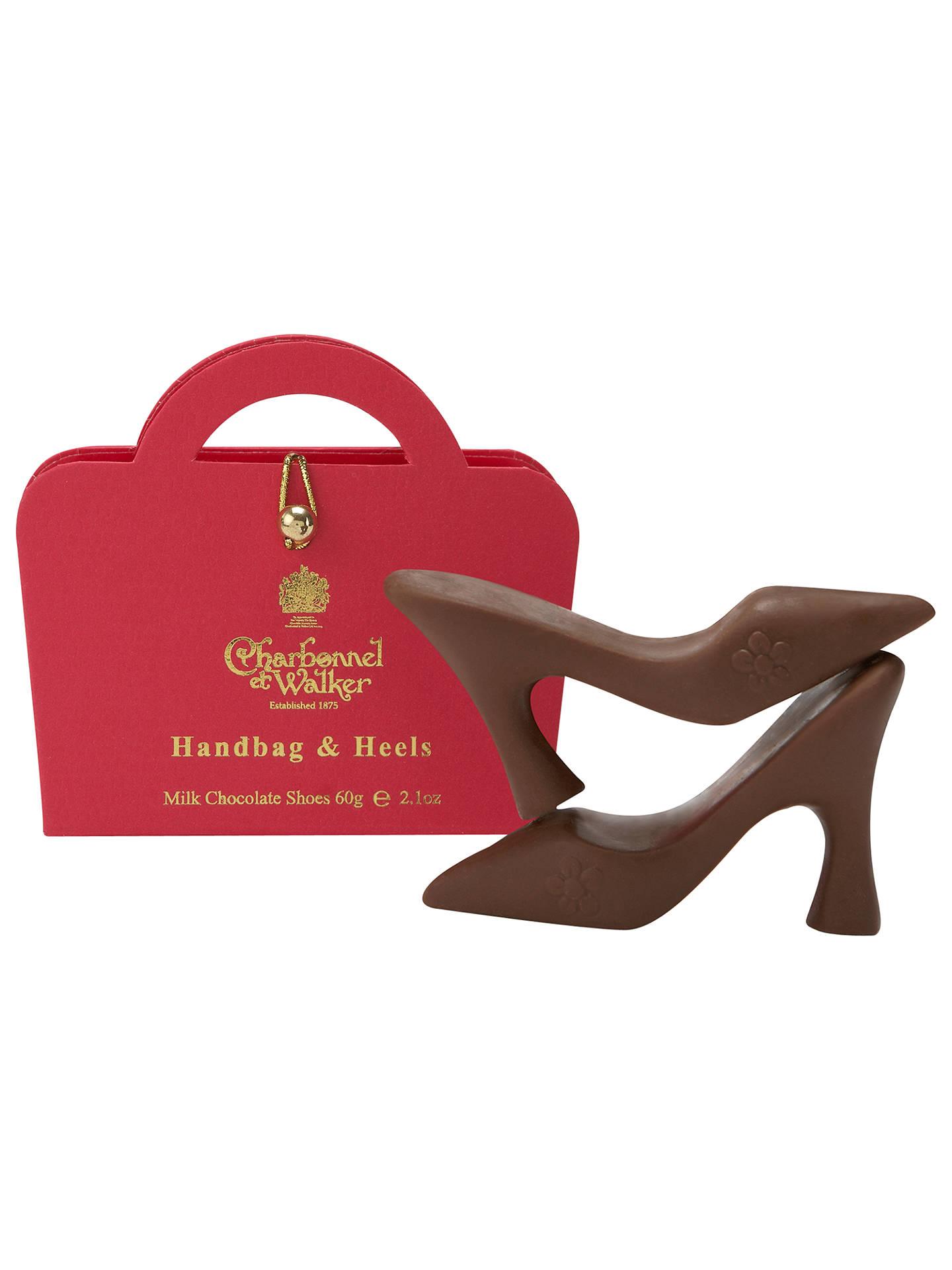 dae4faa805 Buy Charbonnel et Walker Milk Chocolate Handbag   Heels Set
