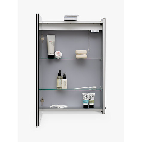 double sided mirror bathroom cabinet buy roper fever illuminated single bathroom cabinet 23100