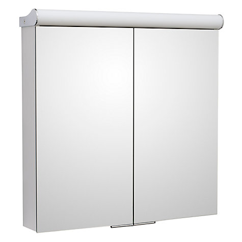 double sided mirror bathroom cabinet buy roper latitude illuminated bathroom 23100